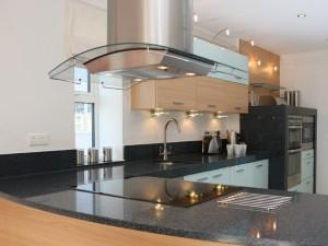 New luxury modern kitchen