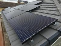 Typical Solar PV installation