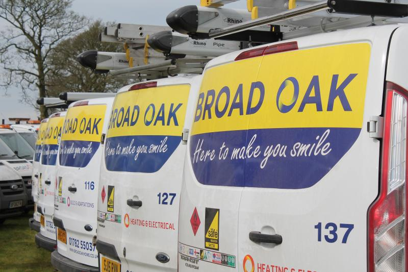 Broad Oak Vans