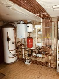 Complete heating installation in Reigate