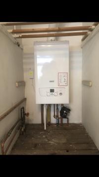 New Baxi Combi Boiler