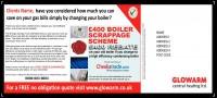 £400 Boiler Scrappage Scheme