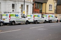 H2 Property Services working in Central London