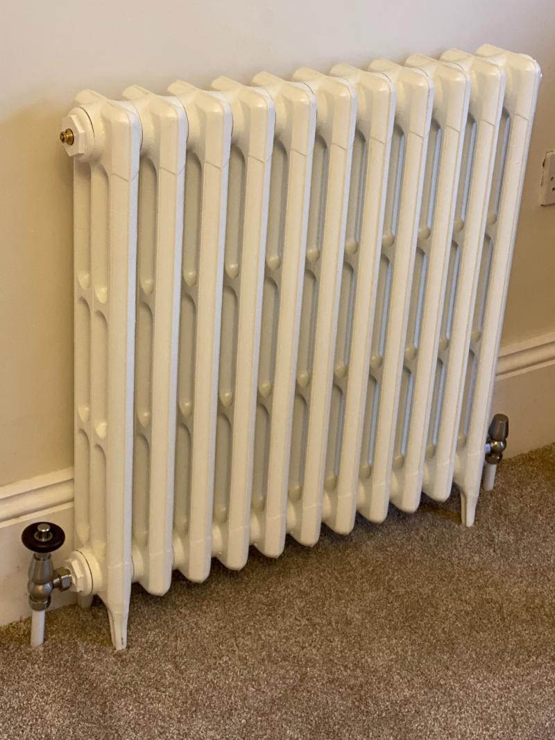 Designer radiators made to measure