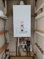 New Main Eco Compact Boiler Installation