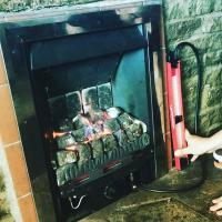 Gas Fire Service