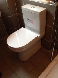Toilet pan