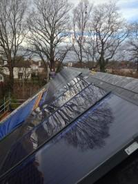 Solar Thermal & PV Installation
