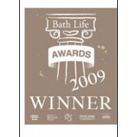Winner of Bath Life Award