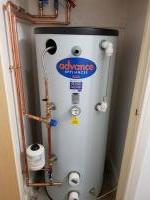 new thermal store cylinder
