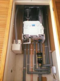 Ideal boiler installed in Grimsby