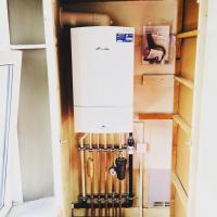 Worcester Bosch 29CDi installation in Newbridge