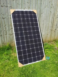 Solar Pv Module before being install on the roof
