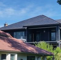 TBS Ergosun the world's first solar roof tile