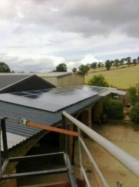 11.52 KWP Pv System - Northants - Aug 2013
