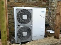 10KW Hitachi yutaki ashp + ufh + Solar thermal Durham