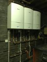 3 Boilers Running in Tandem