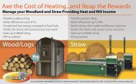 Log & Straw Biomass Boilers are amongst what we do...