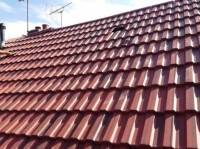 2.86 kwp Coventry - June 2013 - new roof tiles