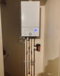 New Combi boiler Installation