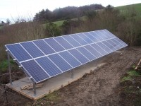 Installation : Ground Array, Northern Ireland