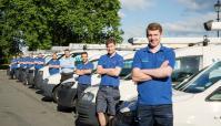 Our fleet of engineers