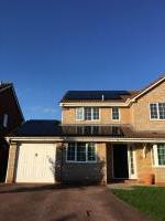 Latest installation 5.7 Kw Panel and Battery Storage