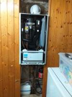 New Vaillant boiler installation with 10 years warranty