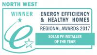 2017 Solar PV Installer of the year winners