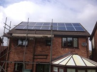 4 kW system in Whitefield