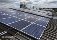 Morris Quality Bakers solar PV