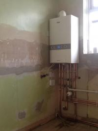 Ideal independent combination boiler