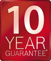 We provide Worcester-Bosch boilers with up to 10 year manufacturer's guarantees