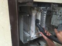 Boiler Service on a back boiler