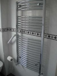 new towel warmer