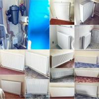 Fiull central heating install