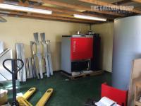 Fields Farm 45kW Biomass Boiler