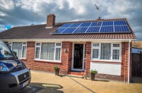 3.5 kWp PV installation