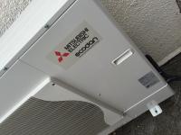 8.5kW Mitsubishi Ecodan Air Source Heat Pump