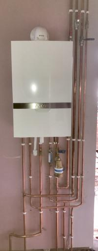 ATAG 42 kw combi boiler for 5 bedroom home