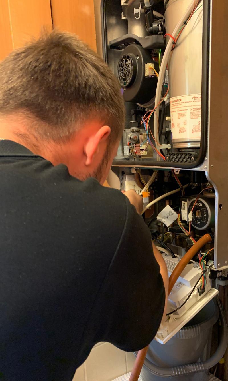 Worcester Bosch repair