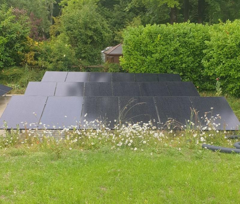 Solar Ground Mounted