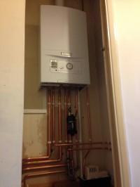 vaillant boiler change