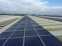 Commercial Solar Panel Installation for Lee & Plumpton