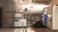 unvented cylinder system boiler