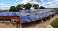 126kW Solar PV Install