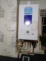 Combi boiler replacment