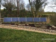 Anglesey Eco House Ground Mount