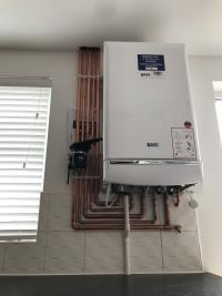 Baxi Platinum boiler