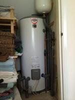 Unvented Hot water cylinder